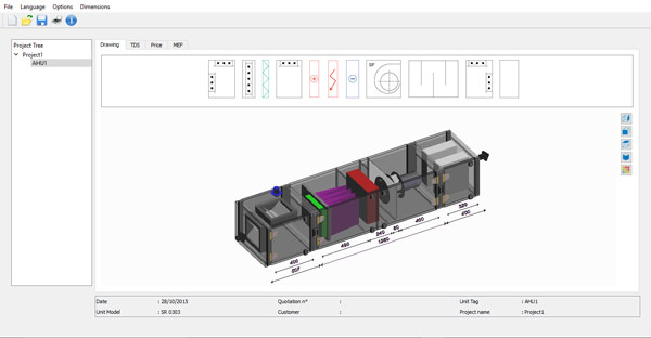 hvac system design software