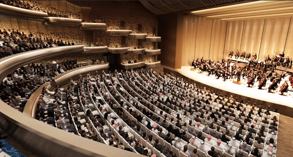 Opera House, Dubai - Thermal Comfort Analysis