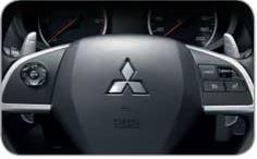 Paddle al volante   Le leve sportive del cambio consentono di cambiare marcia con una leggera pressione senza togliere le mani dal volante.