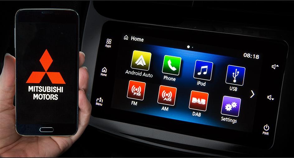Prova Mitsubishi Global Netwprk   MGN Il nuovo sistema di Navigazione, connessione ed intrattenimento di Mitsubishi è rivoluzionario e renderà la tua permanenza a bordo più piacevole e sicura. Utilizza il nuovo navigatore cartografico preciso e sempre aggiornato, connetti il tuo Smartphone tramite USB o Bluetooth per ricevere telefonate o ascoltare la tua musica preferita con il sound puro e potente dei 6 altoparlanti. E' tutto semplice e intuitivo, promesso !