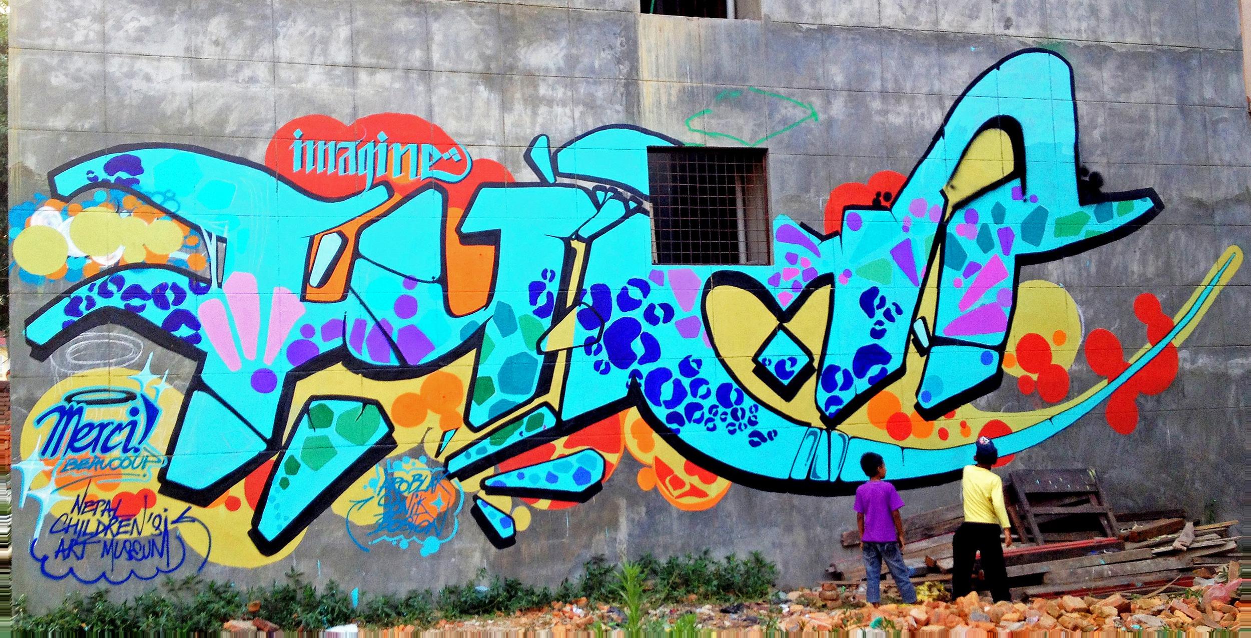Merci, Nepal, 2014