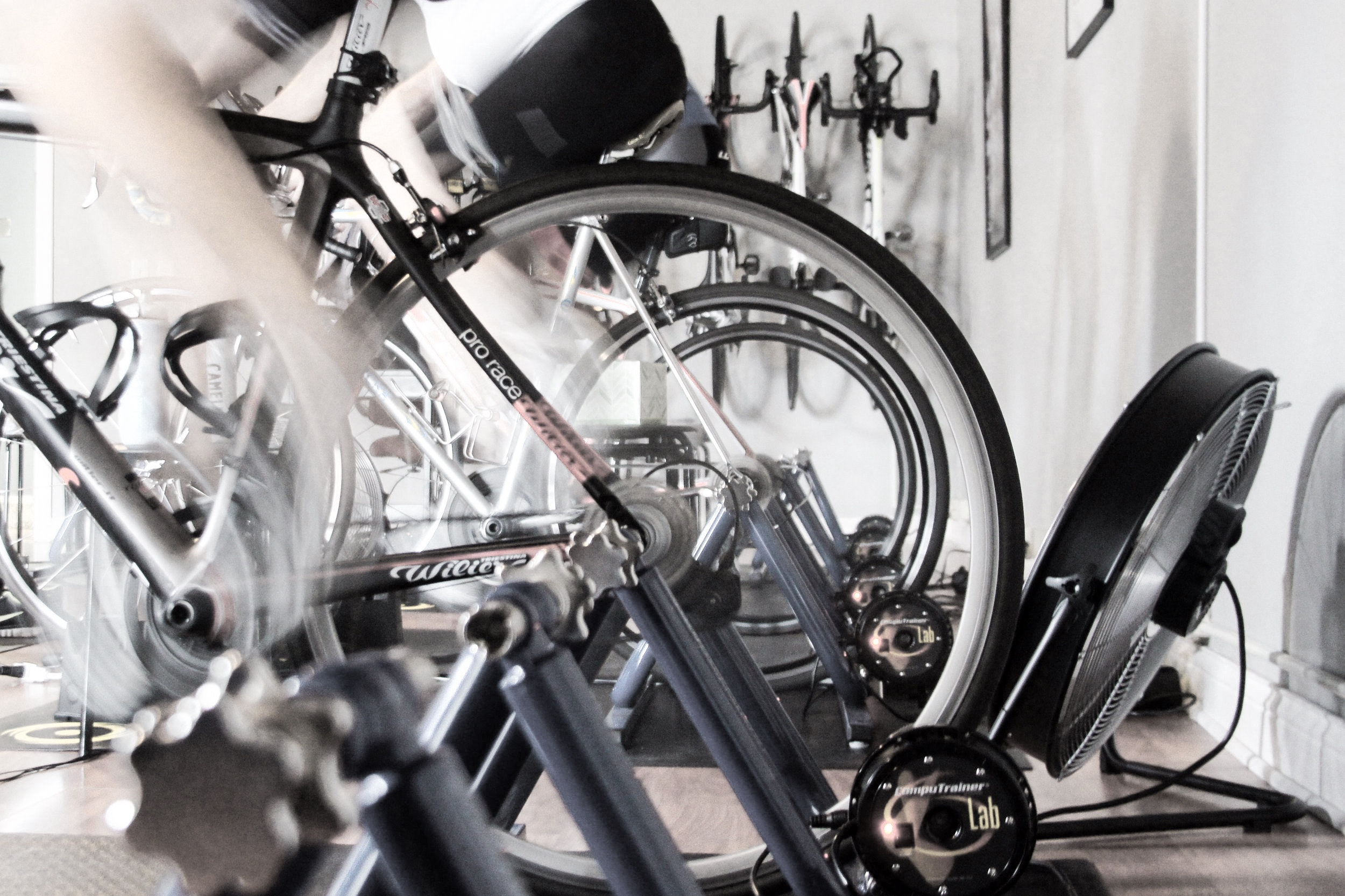 ROCK & RIDE   Indoor Bike-Training Studio | Multisport Coaching  YOUR BIKE + OUR TRAINER = AWESOME WORKOUT   Learn More
