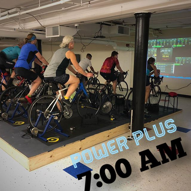 ONLY (3) SPOTS LEFT FOR SATURDAYS CLASS. Don't let the rain or cold front keep you from riding tomorrow! Sign up today...Link in bio. #rockandridewi #indoorcycling #instafit #rideeveryday #computrainerlab #perfprostudio #powermetertraining #rideindoors #punchpass