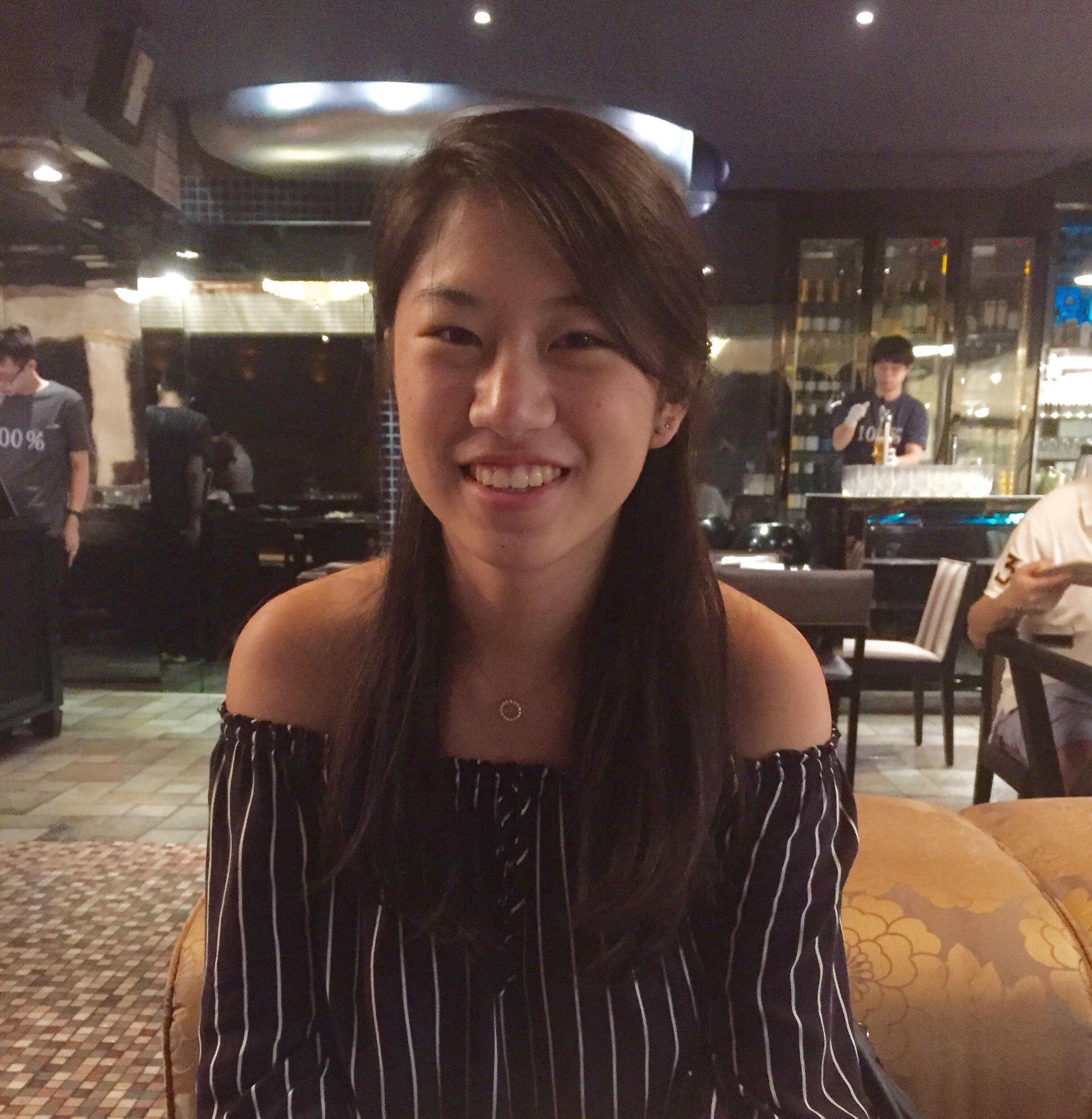 Erica Ho   Hong Kong   BC, Computer Science