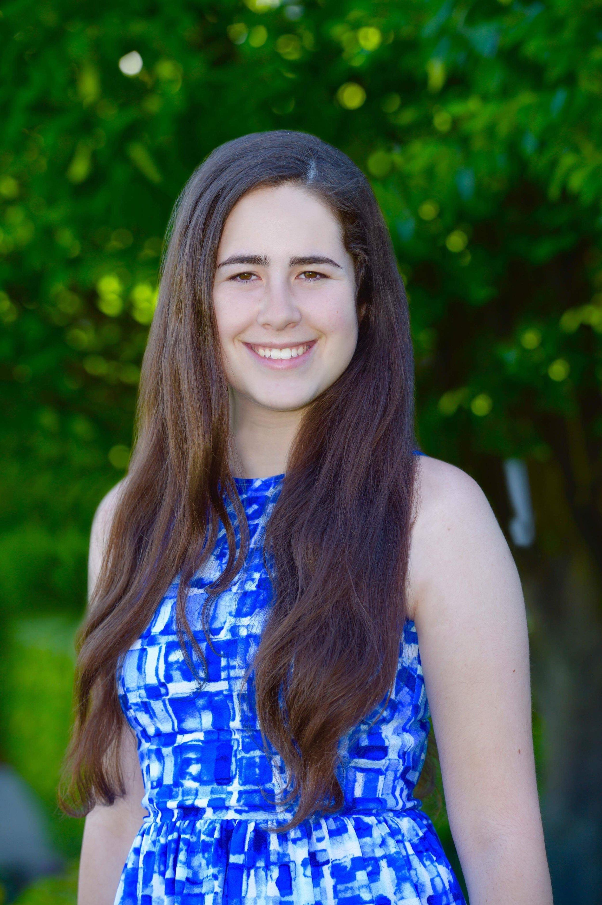 Jenna Karp   New York, NY  CC, Economics