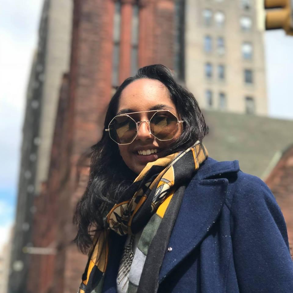 Pallavi Gupta   Bergenfield, NJ  BC, Anthropology