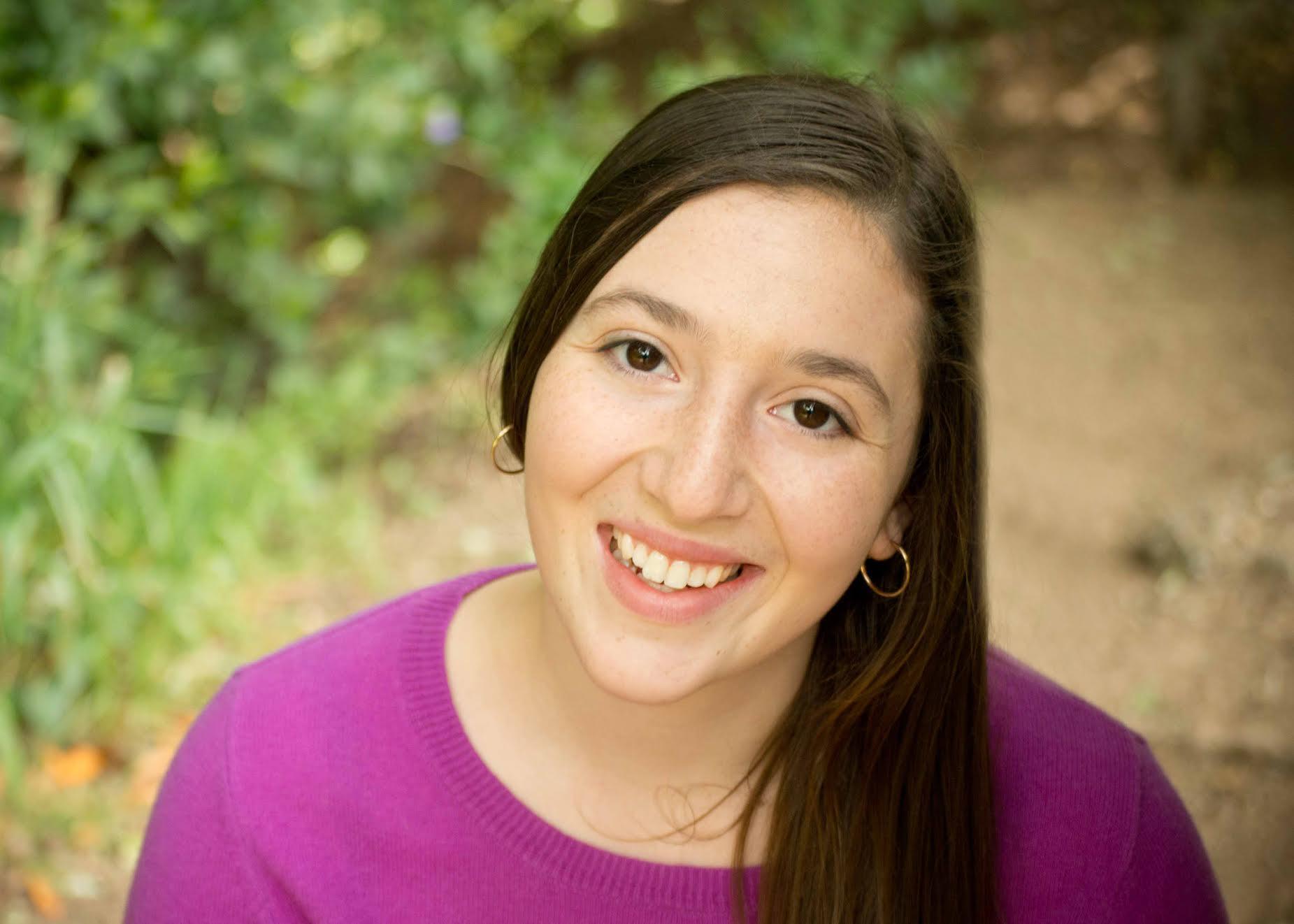 Julia Pickel   San Francisco, CA  BC, Cell and Molecular Biology