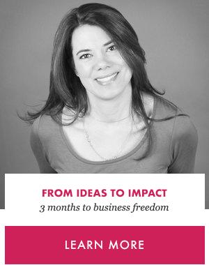 Sophie Moreau Ideas to Impact