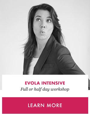 Sophie Moreau Evola Intensive