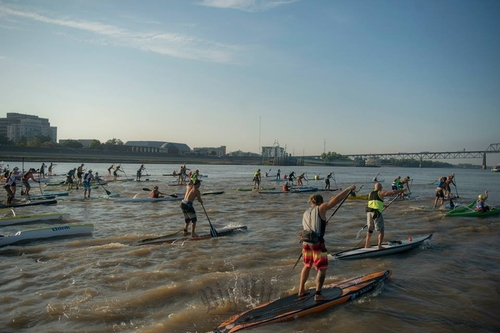 Gulf Area Action at the Big River Regional---Baton Rouge, Louisiana