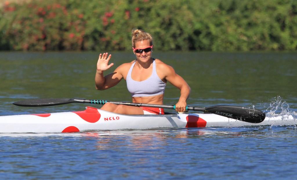 ICF Sprint Kayak--Nelo