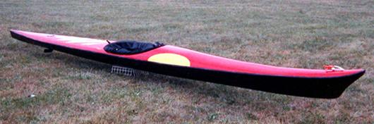Westside Thunderbolt---Distance Racing Kayak