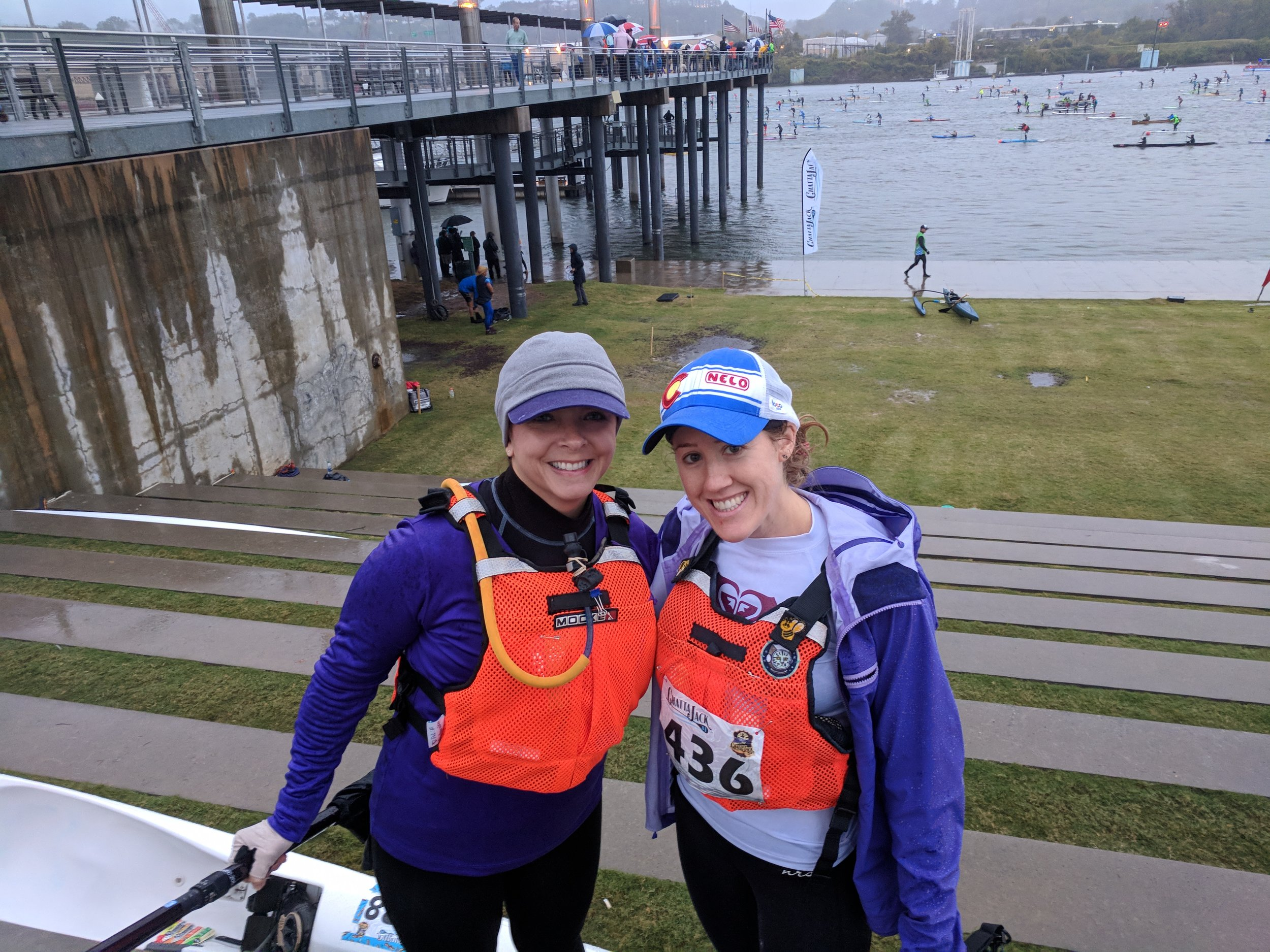 Dana Richardson & Lindsey O'Shea