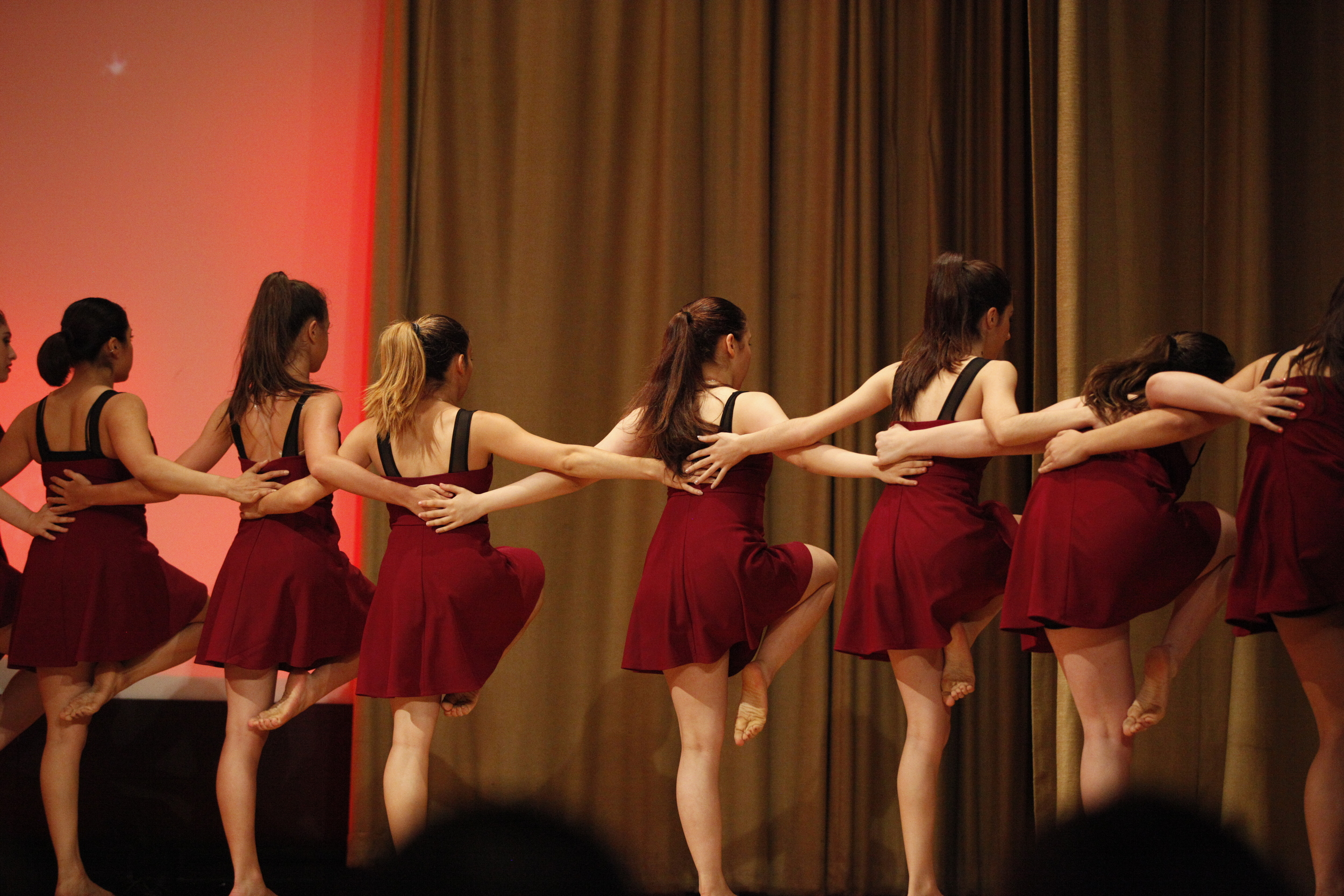 Annual Recital, June 2015. Photo:Roman Geyzer