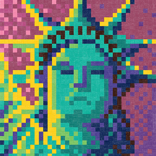 David | Faber-Castell | Color Pixel