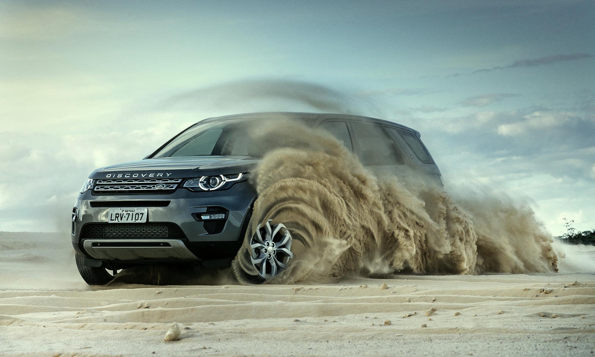 Wunderman | Land Rover