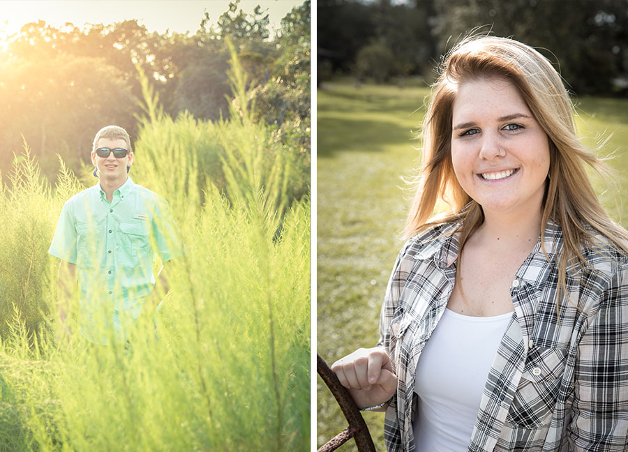 Senior Portraits DeLand