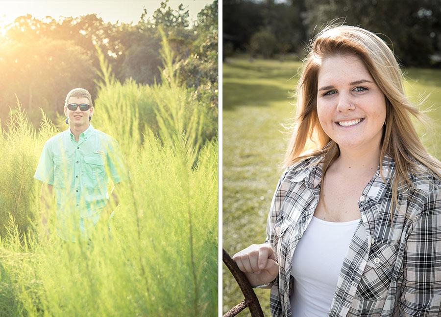 Senior Portraits DeLand