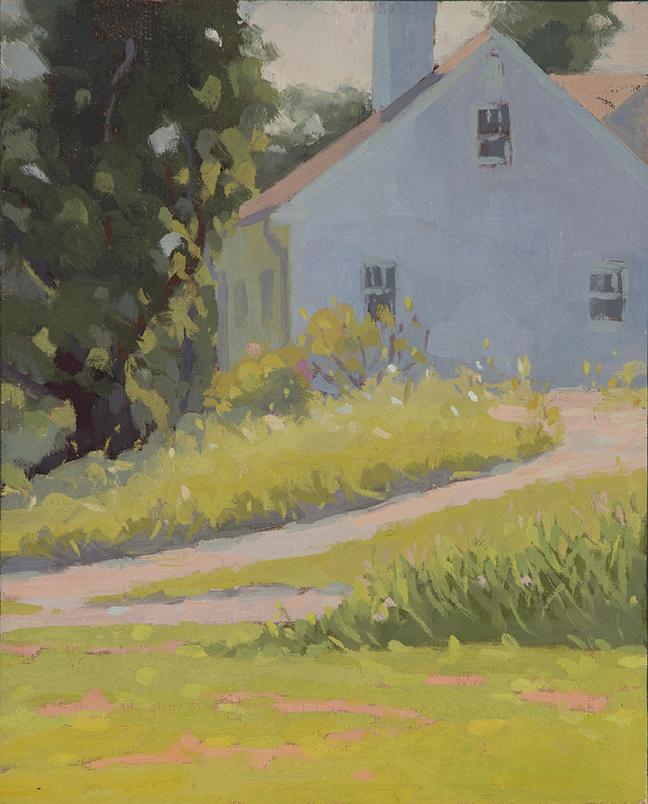 Study in Lavender | 8 x 10