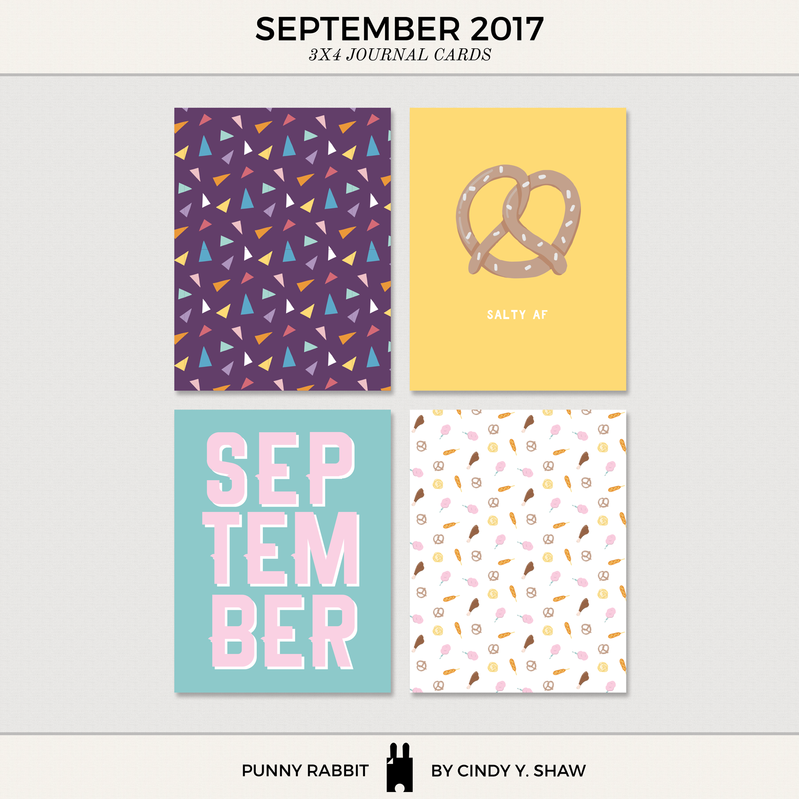 Punny-Rabbit-September-2017-Journal-Cards-Preview.png