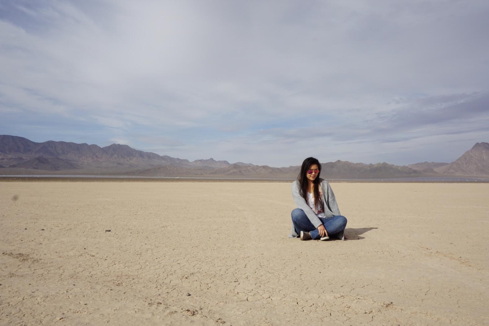 El Dorado Dry Lake Bed