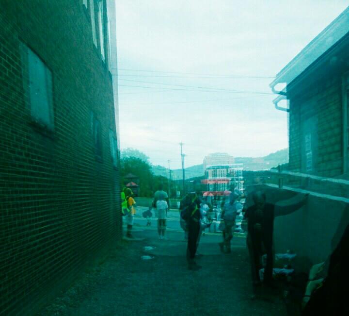 """Bartlett Alley Blues,"" J.A. Tichenor"
