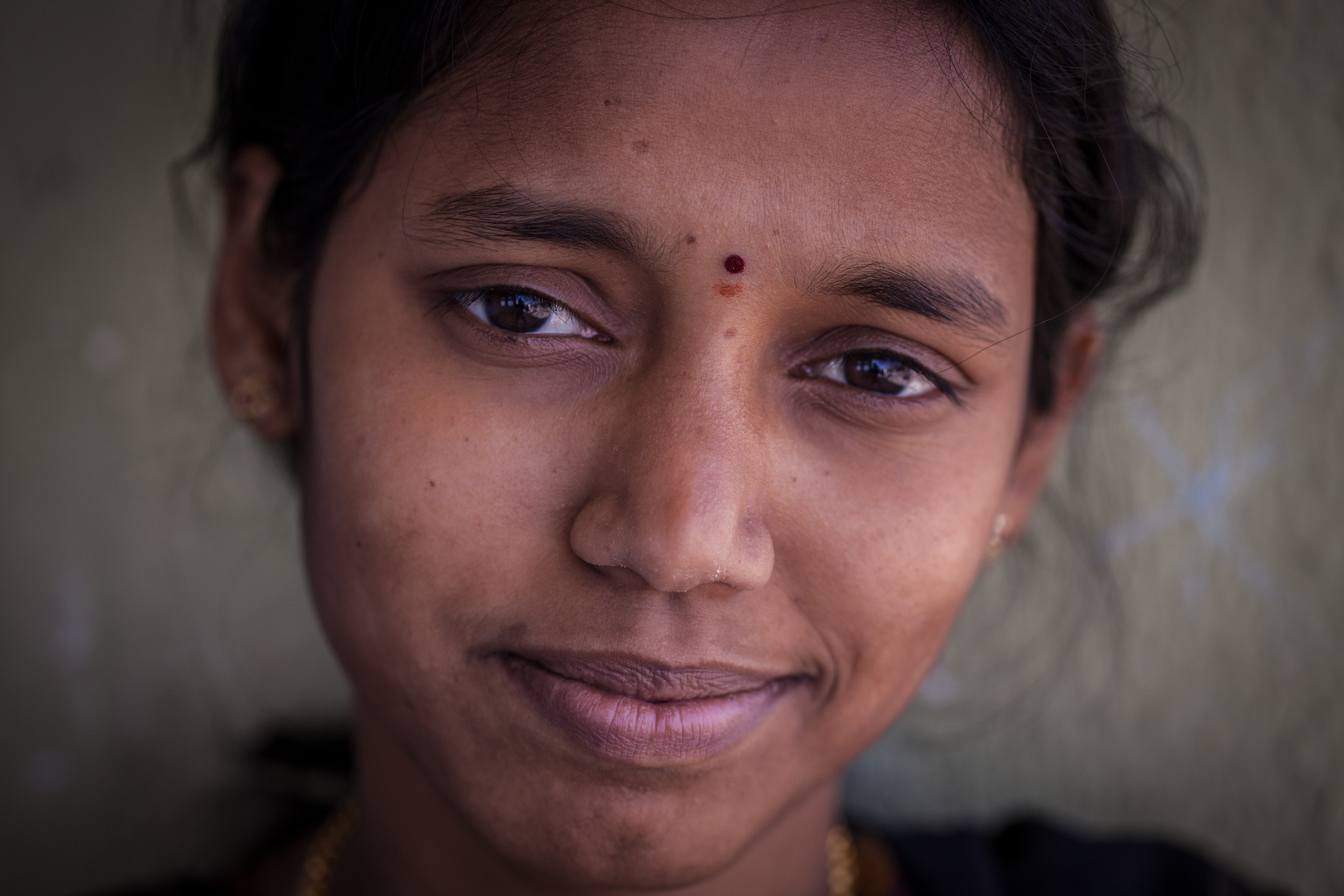 Educated, young woman, Bengaluru, India
