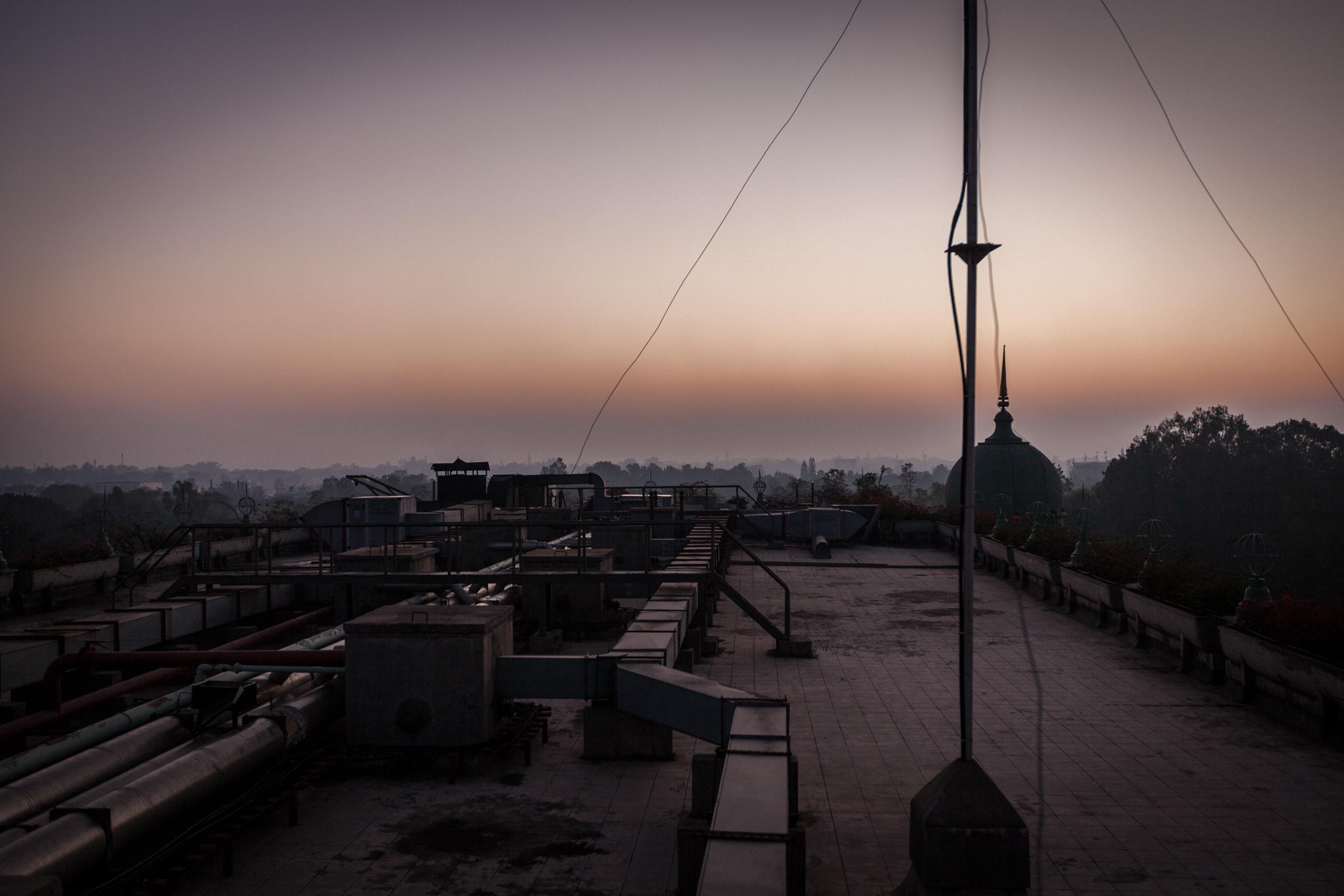 Rooftop, Bengaluru, India