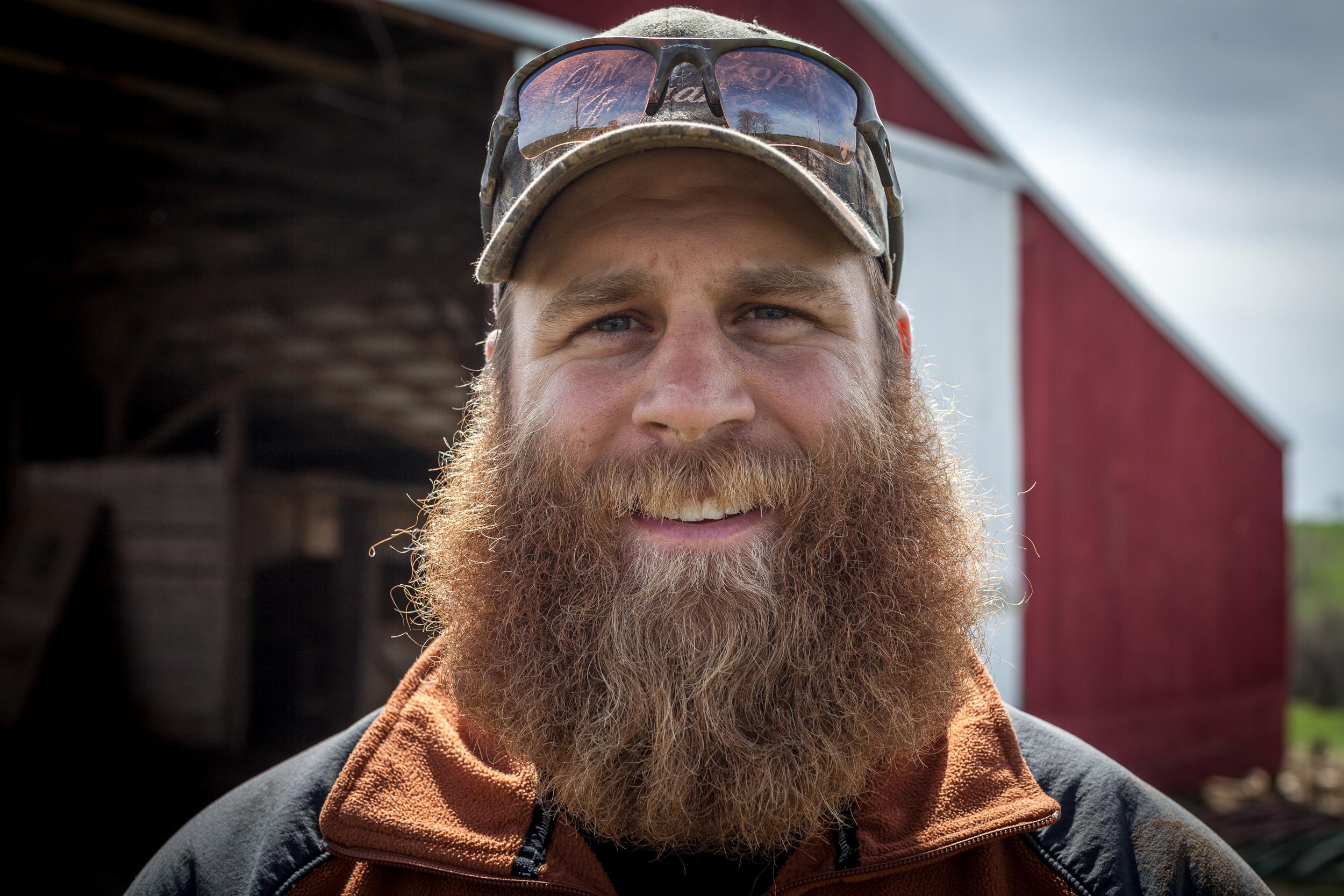 Farmer | Pleasantville, Iowa