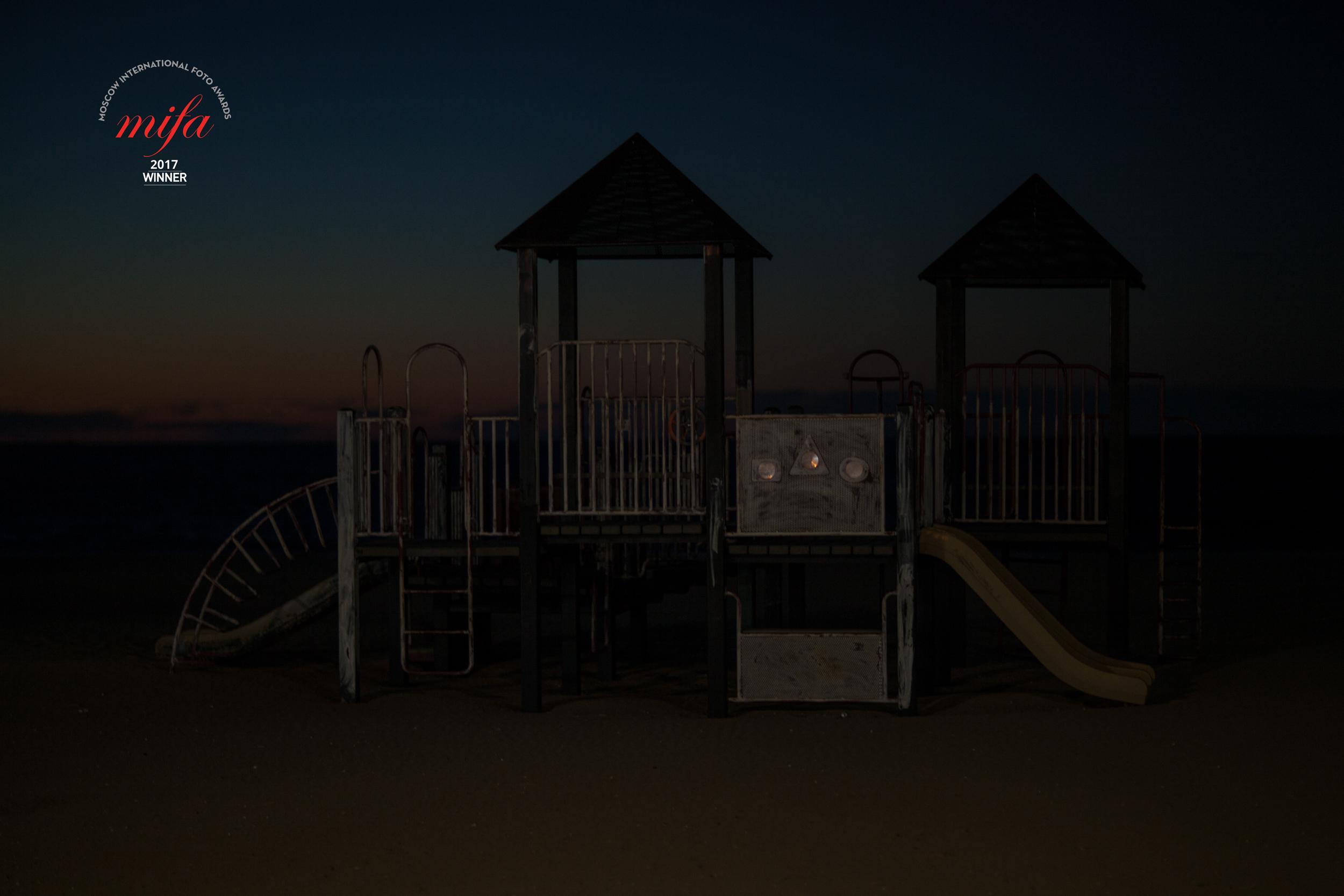 Coney Island | Pre-Dawn | December