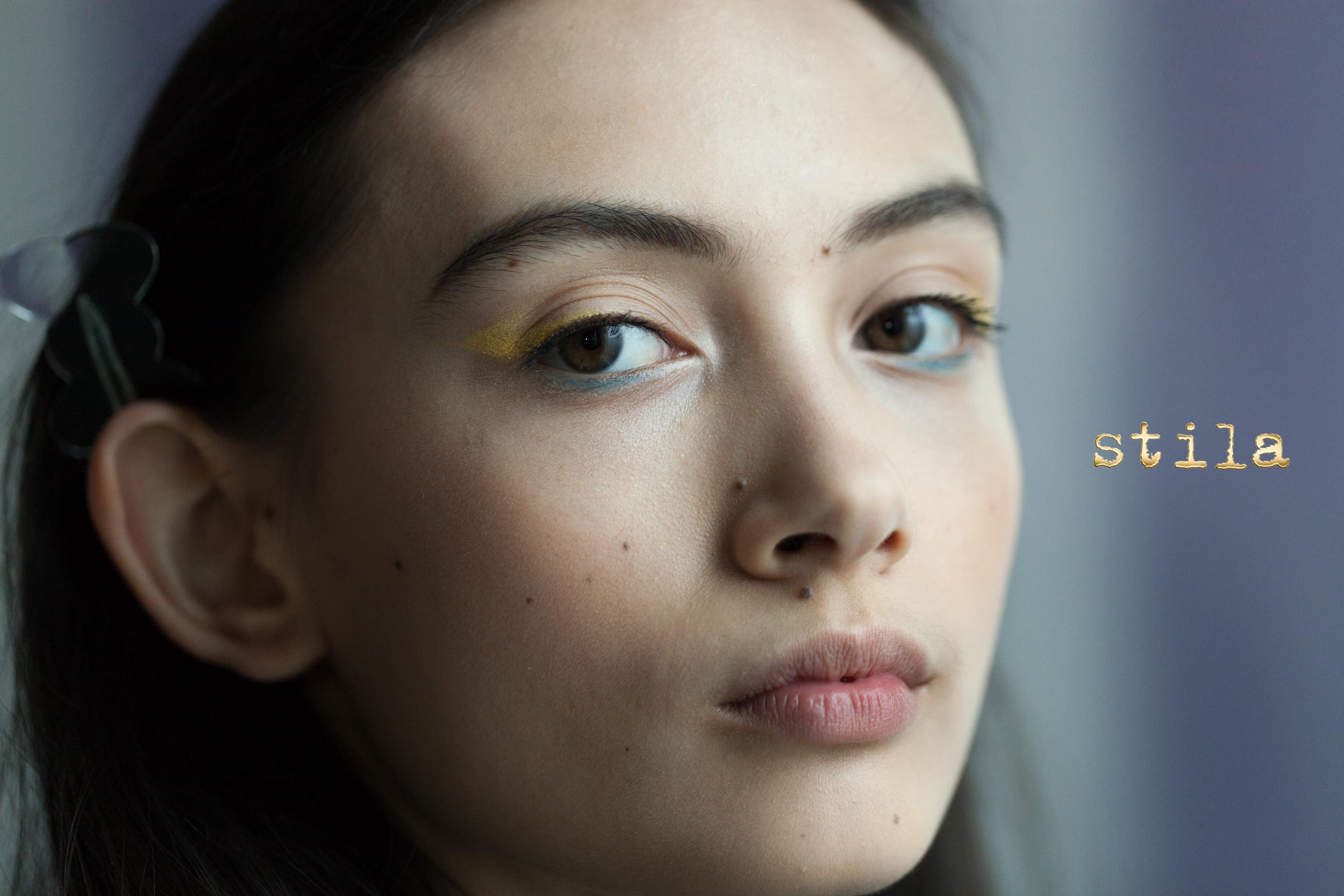 Stila Winter 2018 | Tarsha Orsman