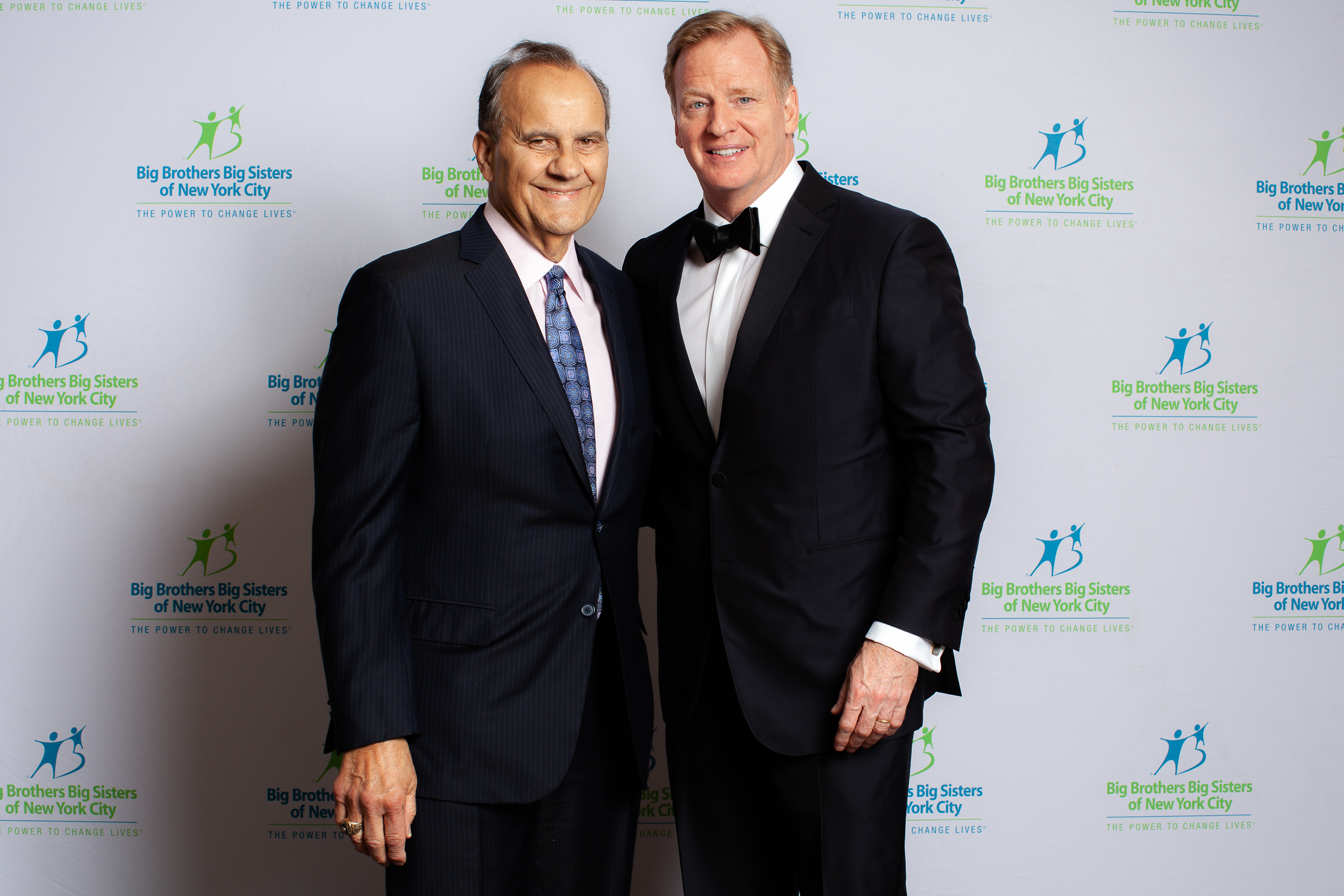 Joe Torre & Roger Goodell | Big Brothers Big Sisters Gala | New York City