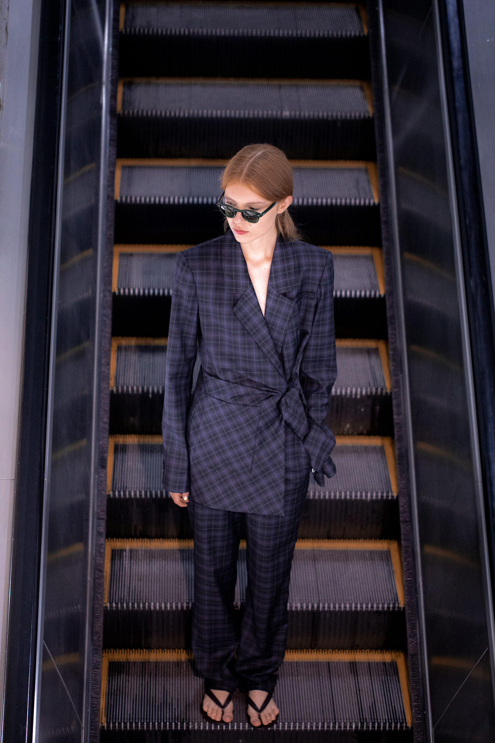 Tibi SS 2019 | Sunglasses, a Collaboration with Moscot | Yeva Podurian