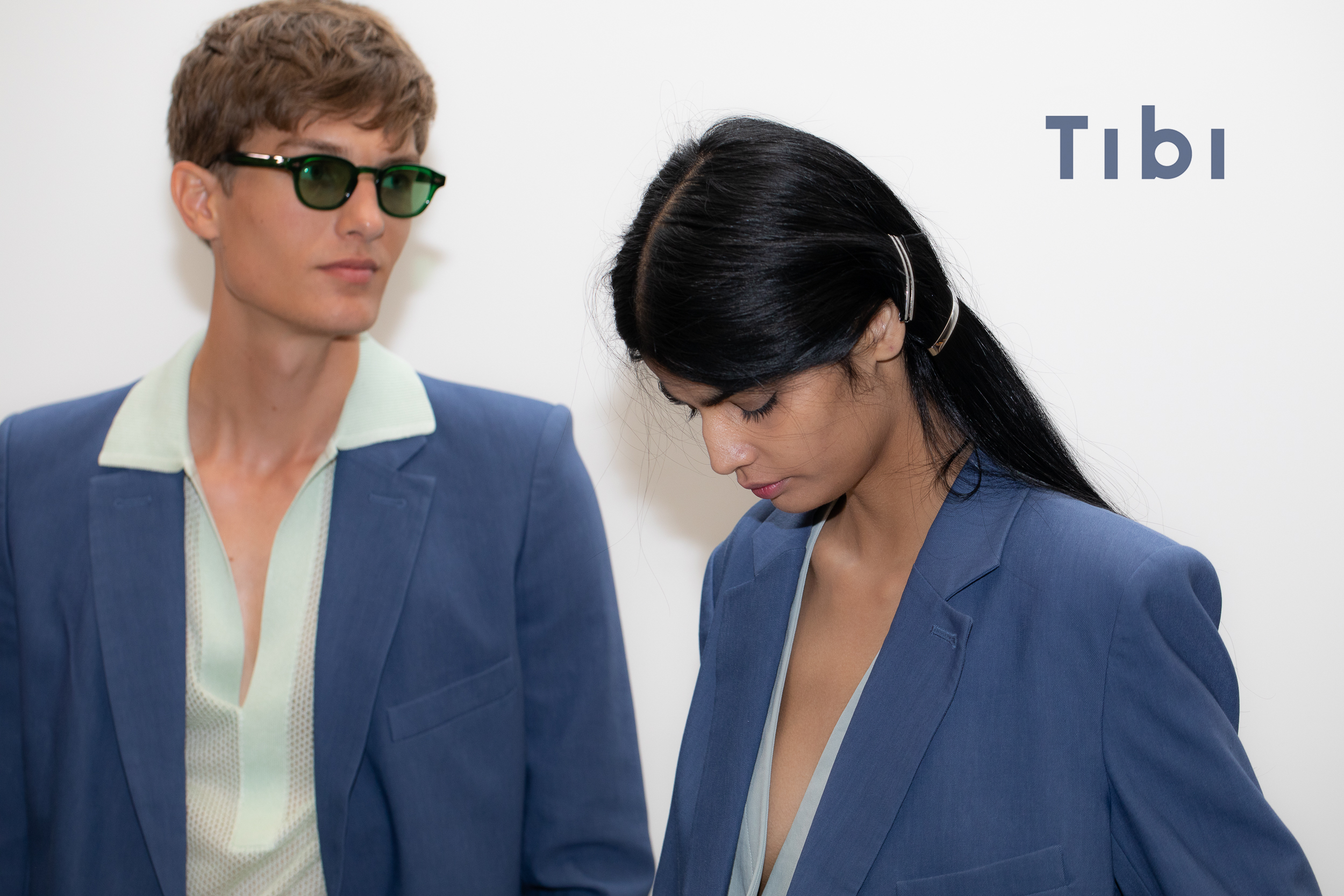 Tibi SS 2019 | Sunglasses, a Collaboration with Moscot