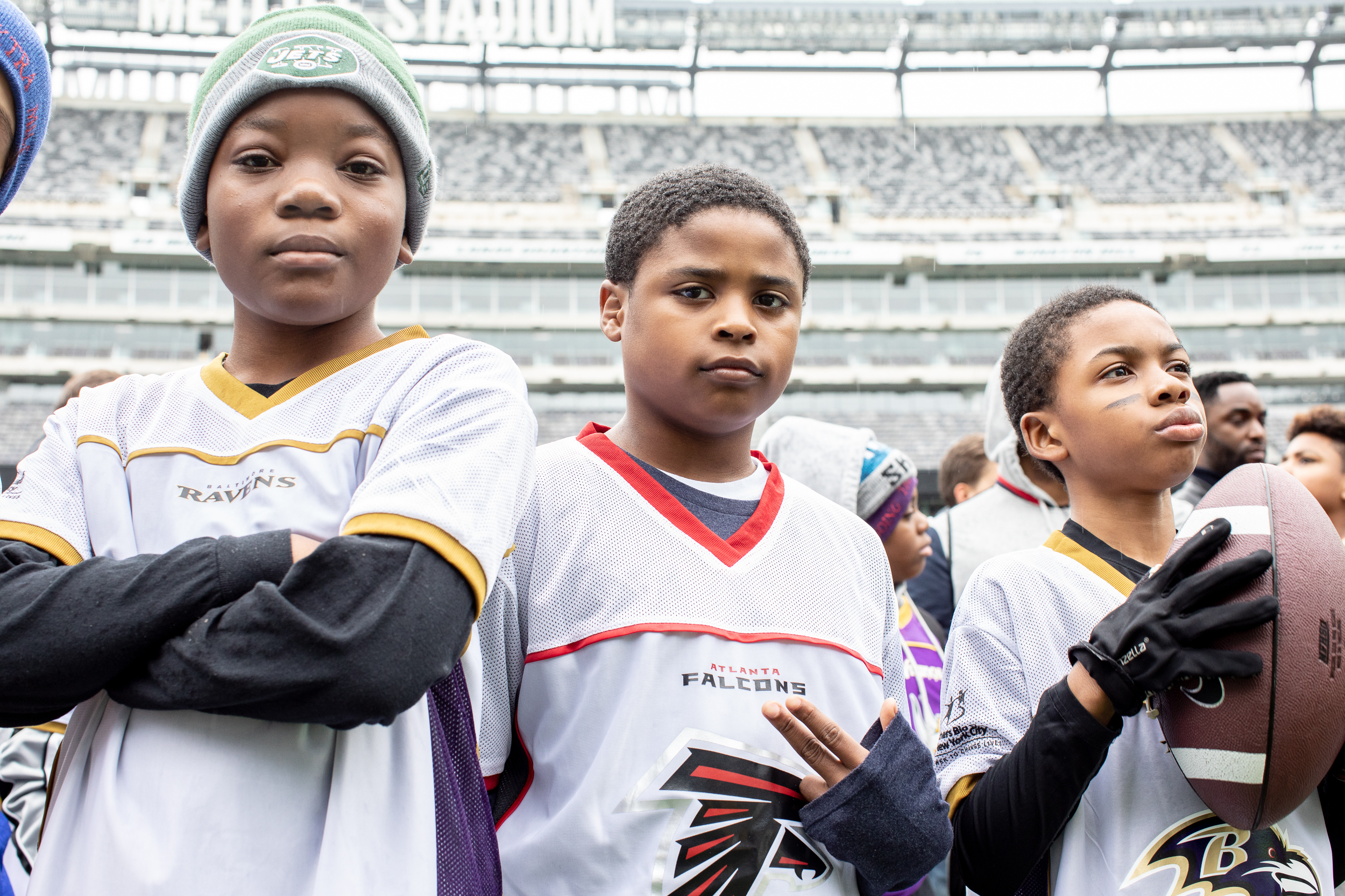 Big Brothers Big Sisters | Gridiron Games (2018)