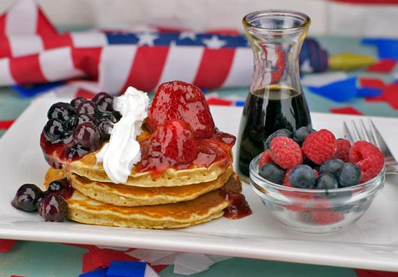 Pancake-4th-of-July