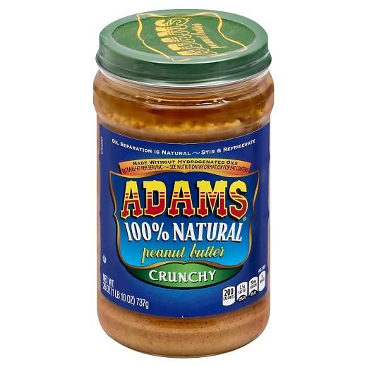 Adam's 100% Natural