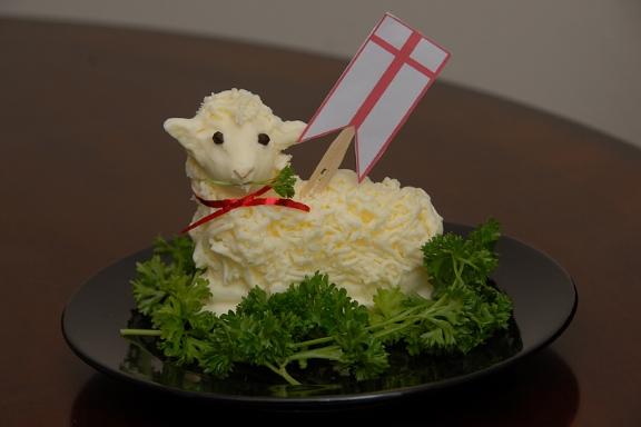 Polish Butter Lamb