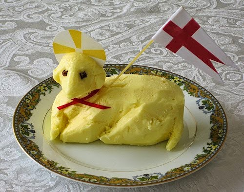 Polish Butter Lamb Fail
