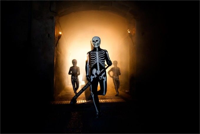Verges Spain Dance of the Dead
