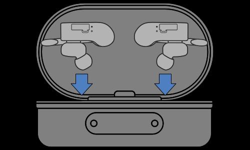 Rowkin-Surge-Charge-Sport-True-Wireless-Headphones-Insert-Earbuds-Charging-Case
