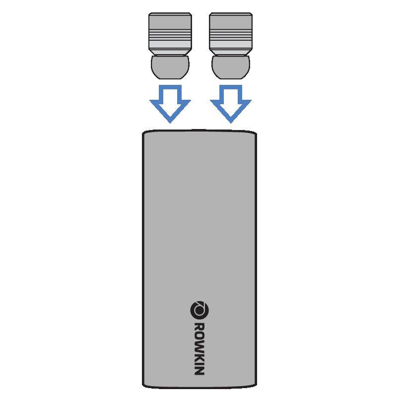 Reset — Rowkin® - The World's Smallest True Wireless Bluetooth