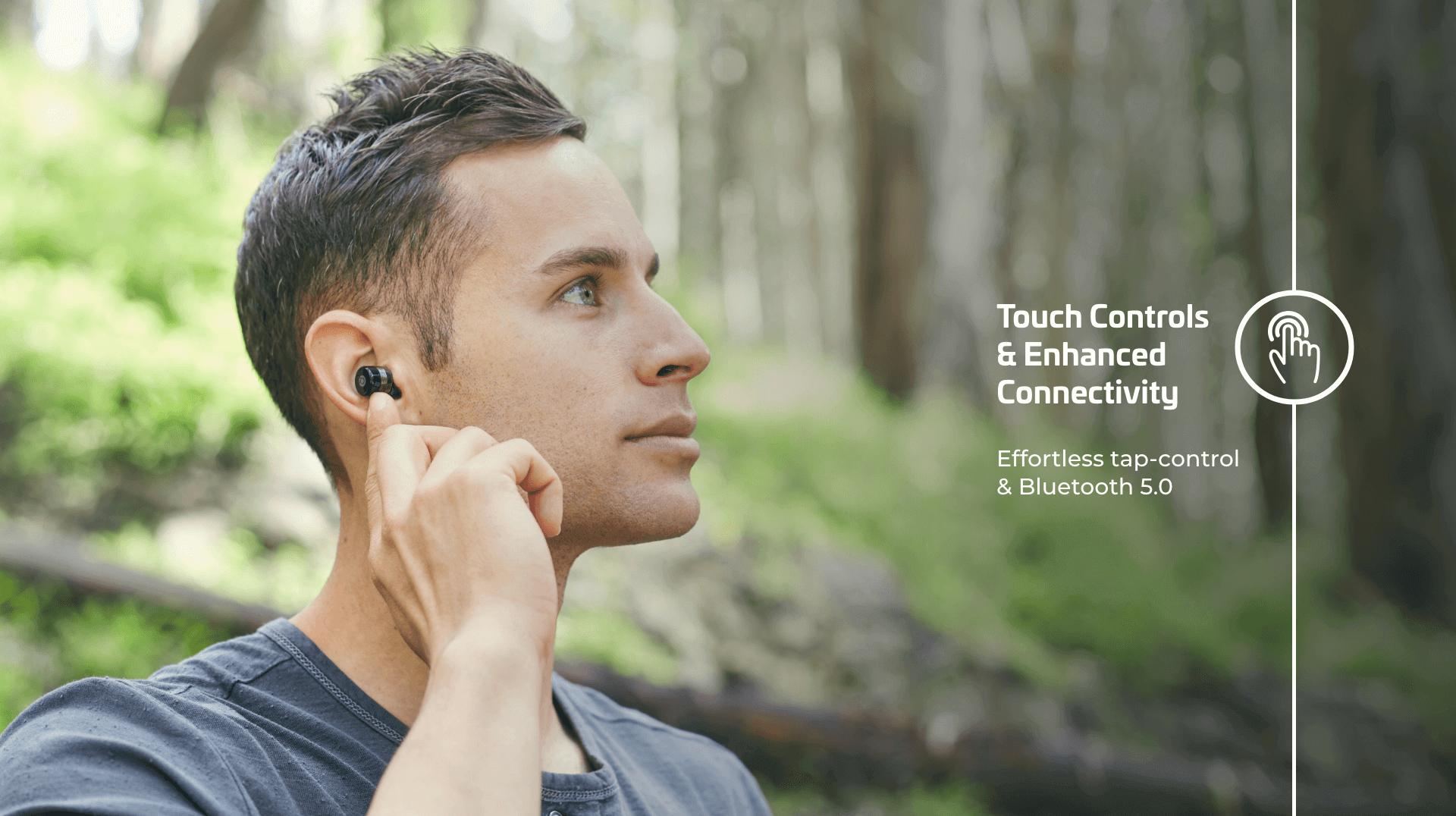 Rowkin Micro Touch- True Wireless Earbuds — Rowkin® - The
