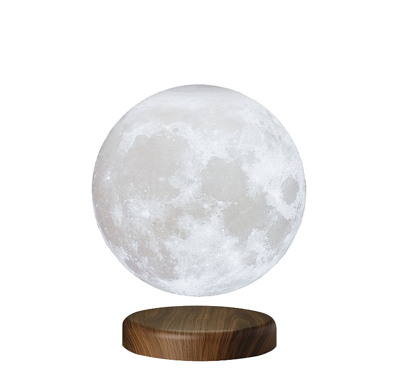 Magnetic Levitating Moon Lamp by LEVILUNA