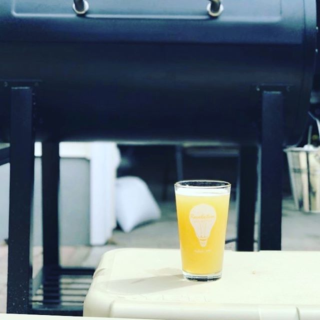#itsarevelation kind of Memorial Day weekend; grills on, beers poured, and hats off from us! . . #memorialday #mncraftbeer #hallockmn #craftbeer #drinklocal #revelationaleworks #handmadeinhallock