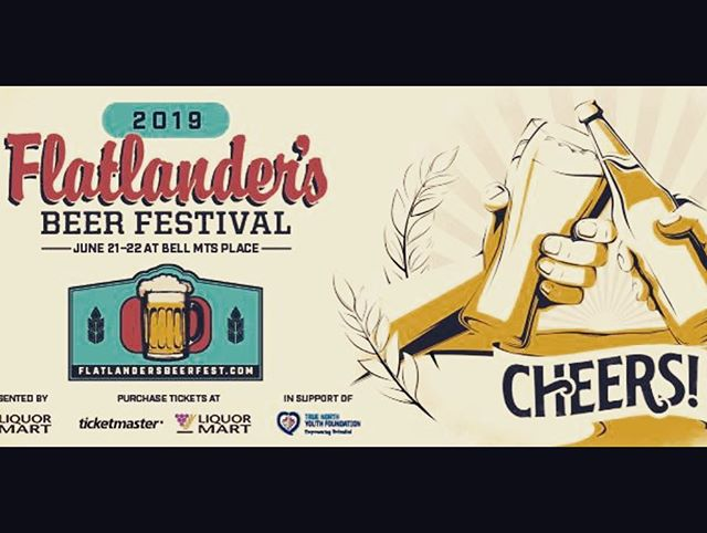 Come find your #Revelation this weekend at the #Winnipeg, #flatlandersbeerfestival! We'll be serving Blood Orange Wheat, Cherry Sour, Mosaic IPA and Peanut Butter Stout - See you there! . . . #hallockmn #craftbeer #revelationaleworks #itsarevelation #drinklocal