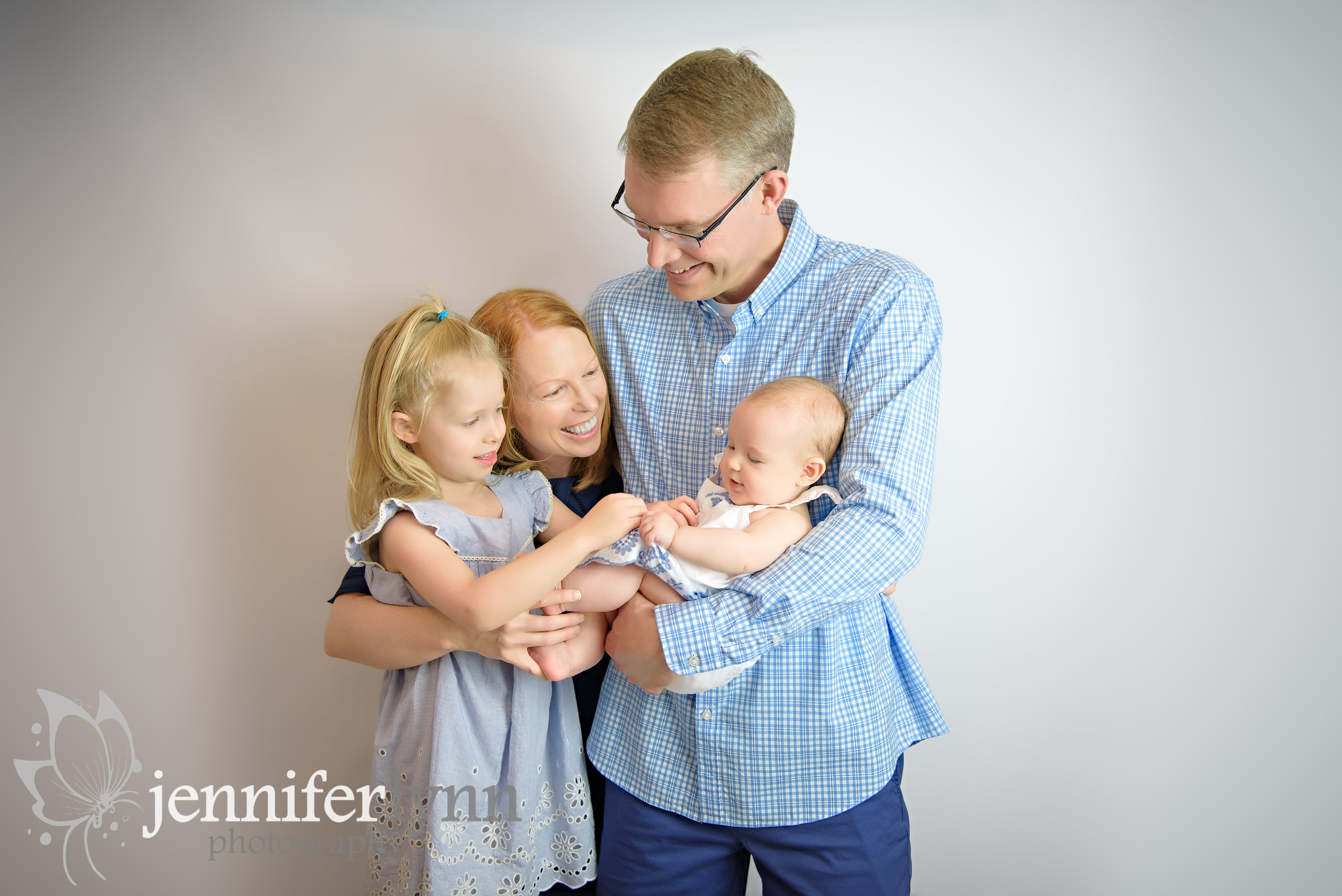 Family Photo Baby Session
