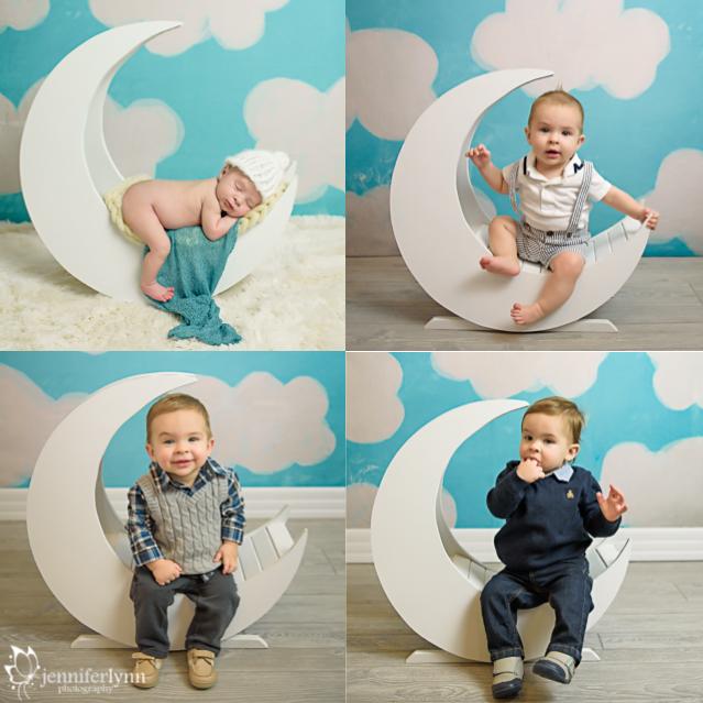 Newborn to One year Collage_Jackson