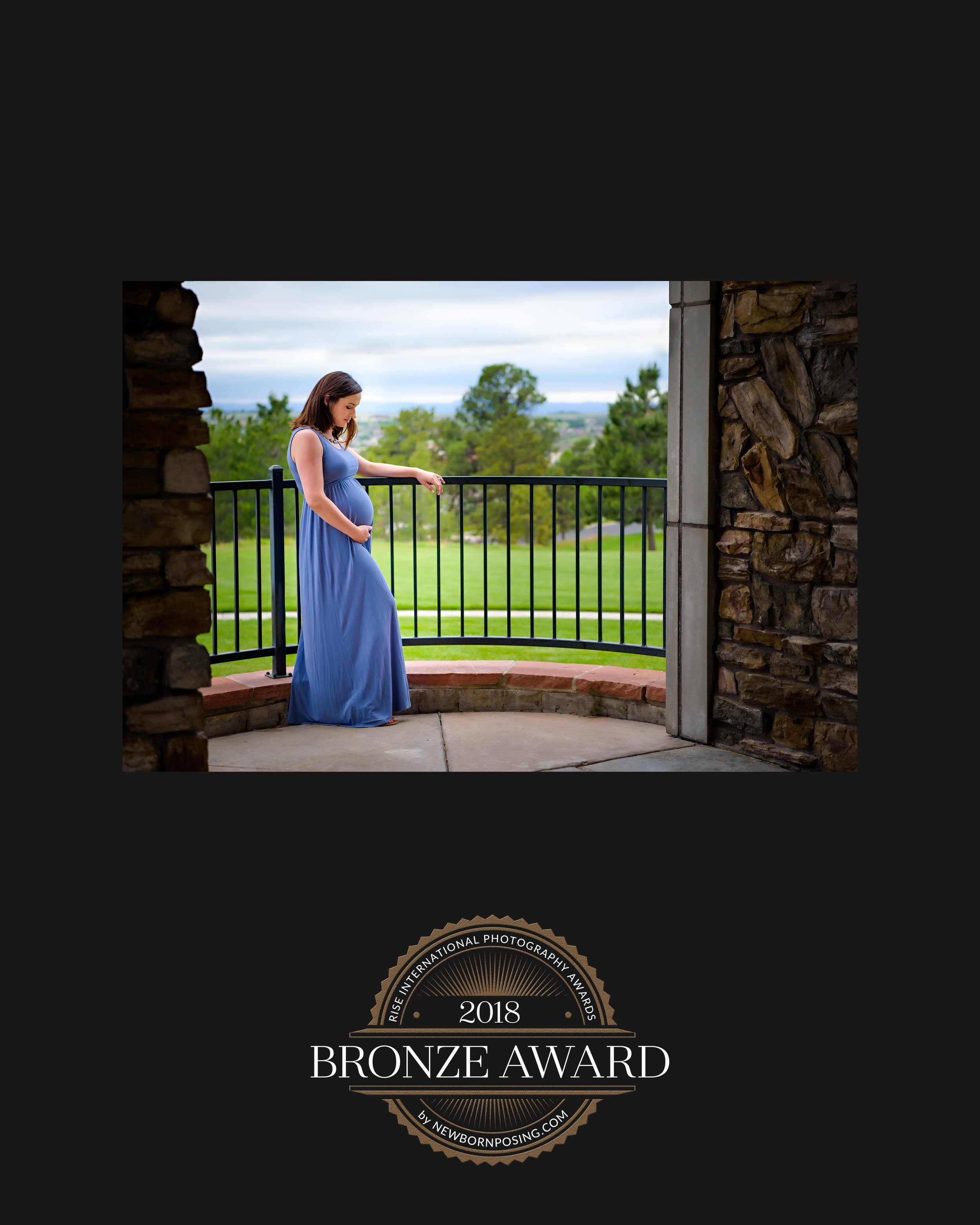 Bronze Winner 2 Maternity Rise 2018