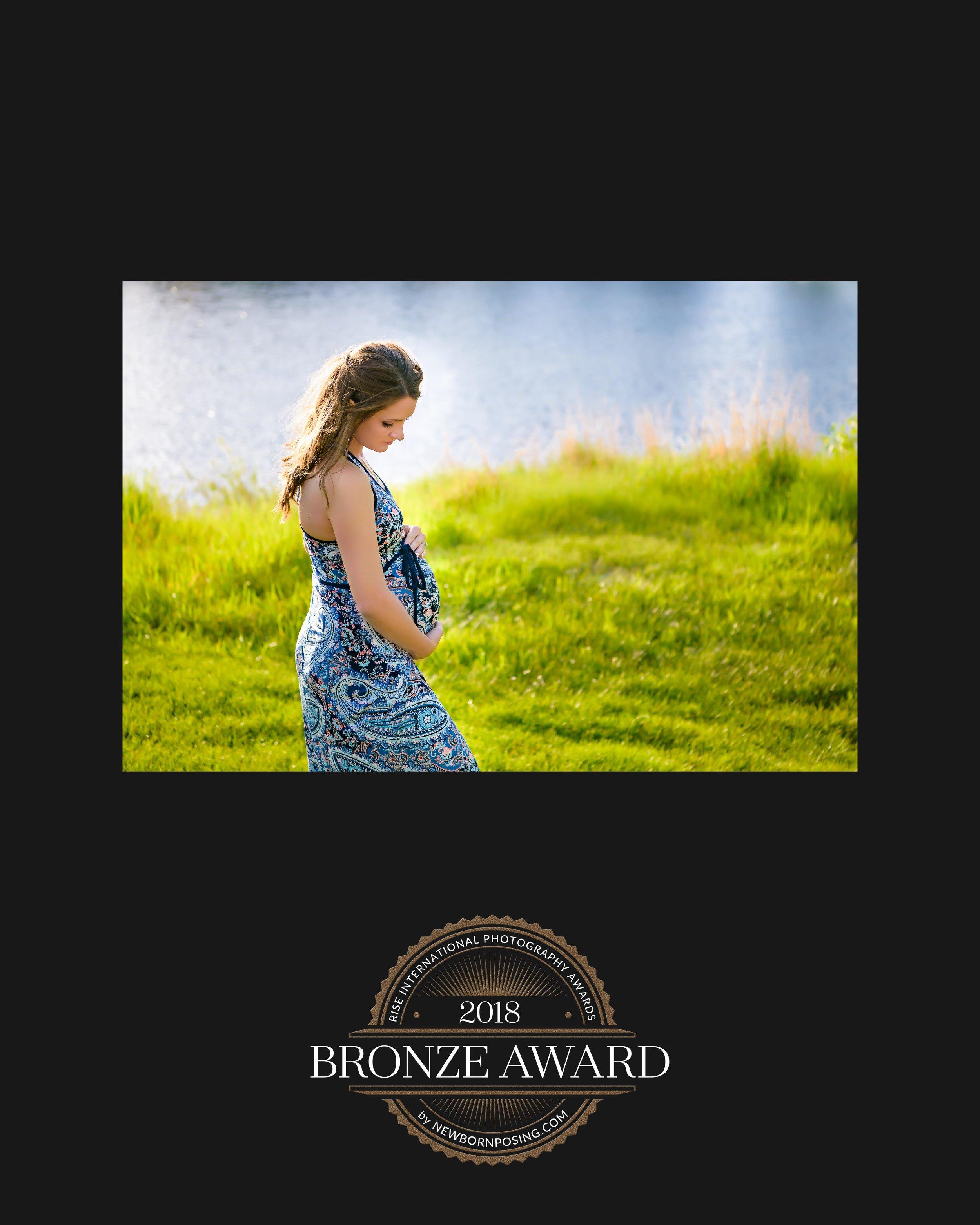 Bronze Winner 1 Maternity Rise 2018